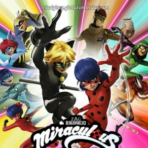 Miraculous Lady bug 16عکس