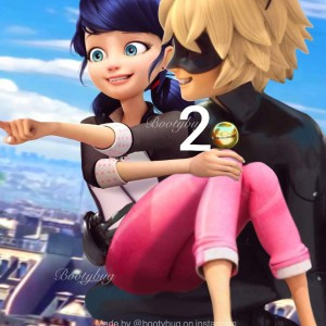 عکس marinette and adrien episode 2